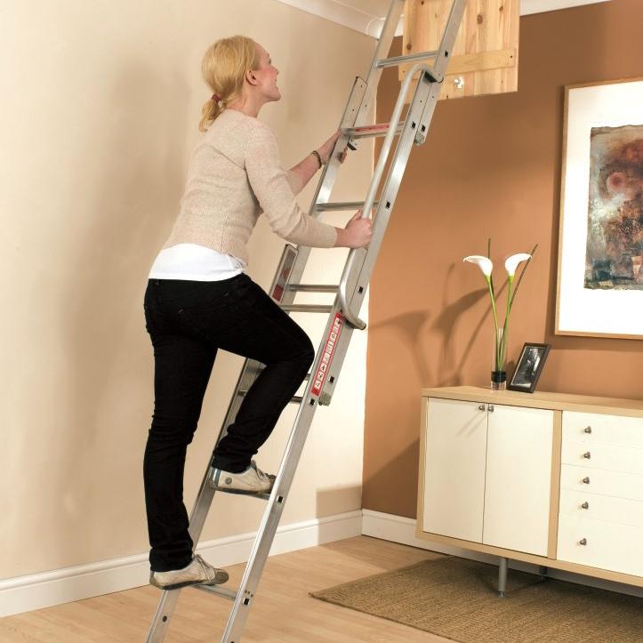 Aluminium Loft Access Ladders