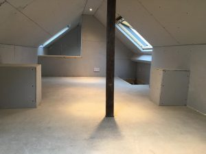 Loft Boarding, Hatch, Storage and Ladders