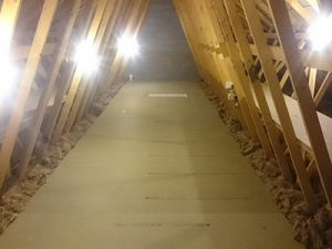 Loft ladder, hatches, boarding and storage packages -