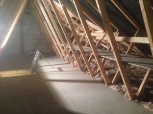 Loft Boarding in Morley