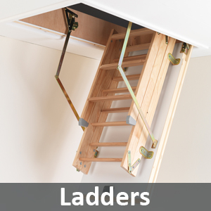 Loft ladder installation in Morley, Leeds