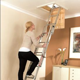 Loft Ladders in Yorkshire