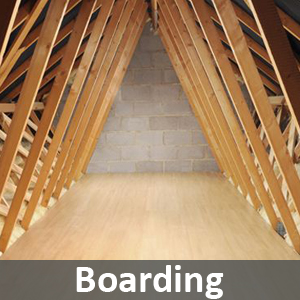 loft boarding in Normanton