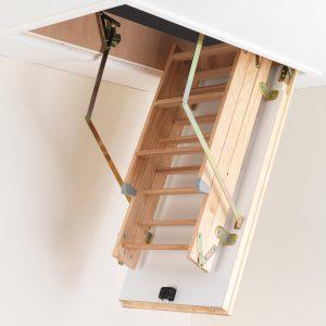 loft ladders in Leeds, Wakefield and Harrogate