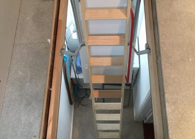 Loft ladders in Thorpe