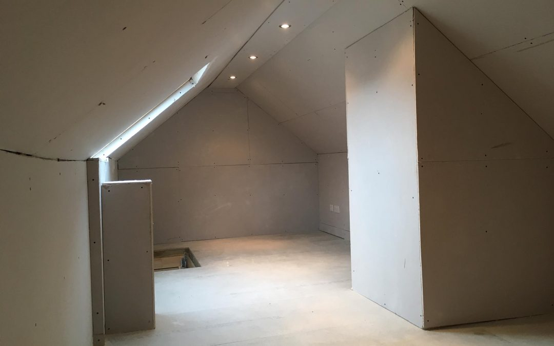 Mini Loft Conversion in Thorpe,