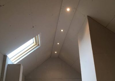 finished loft conversion in Thorpe