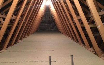 Quality Loft Storage in Wakefield Home in Under 4 Hours!