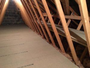 Loft Shelving in Wakefield