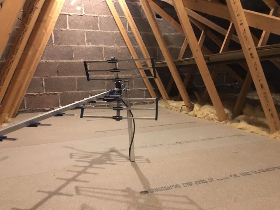 loft boarding in Leeds for 450