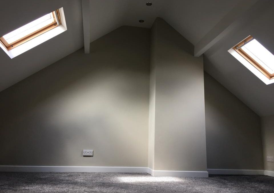 Mini Loft Conversion in Bramley