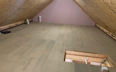 Loft Boarding Installation in Castleford
