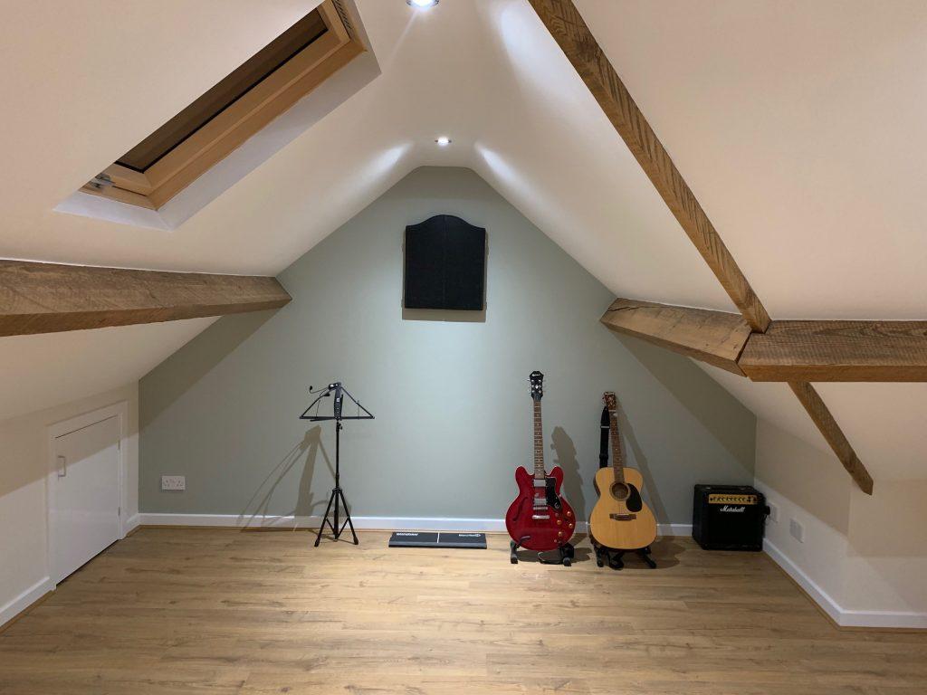 Fabulous loft conversion in Huby, Leeds
