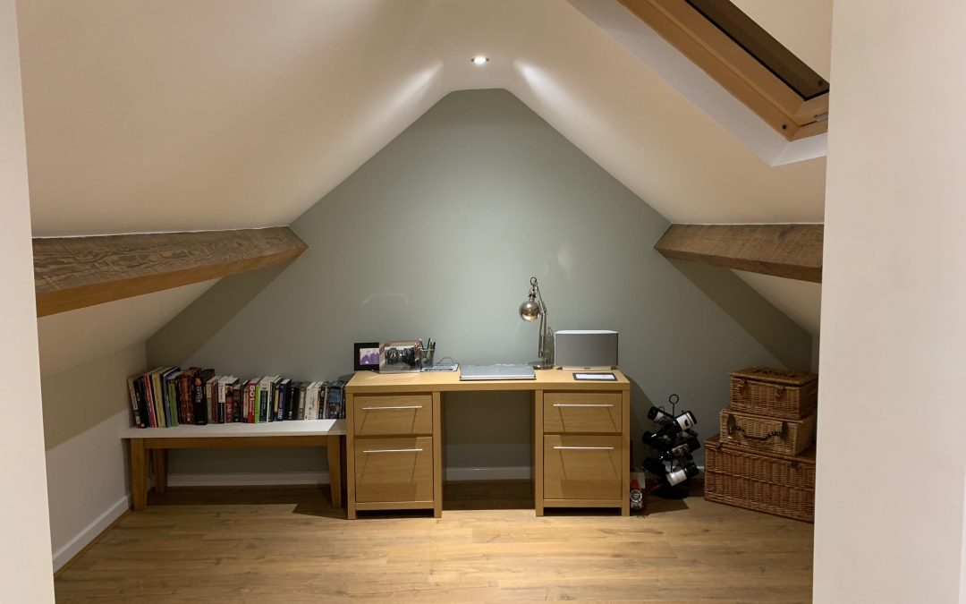 Mini Loft Conversion in Huby, North Yorkshire