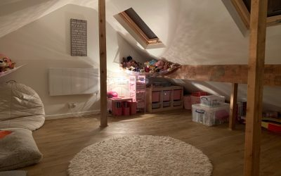 Creating a Beautiful Loft Space For Storage & Relaxation – Ideas