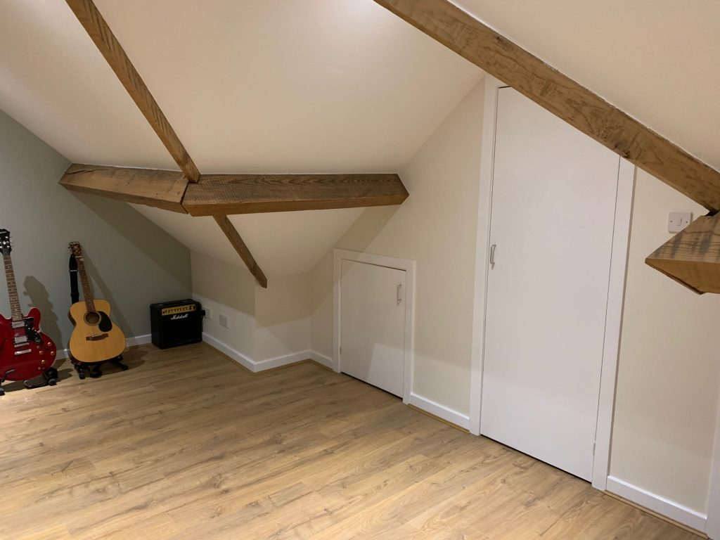 Plenty of Storage space in Loft in Huby, Leeds
