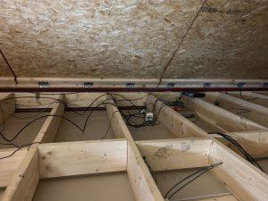 loft boarding installation in Castleford 2