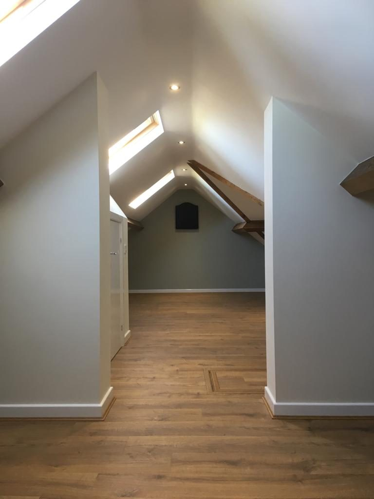 mini loft conversion in Huby, North Yorkshire 1