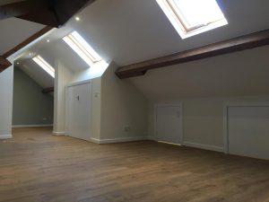 mini loft conversion in Huby, North Yorkshire 3