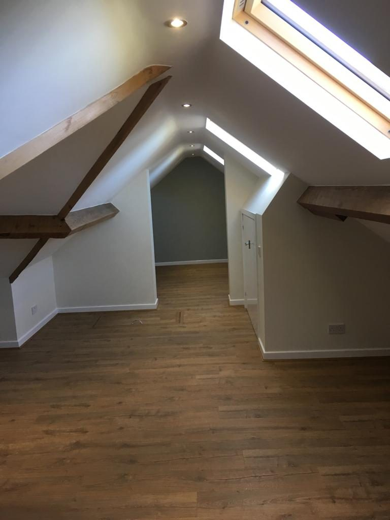 mini loft conversion in Huby, North Yorkshire 4