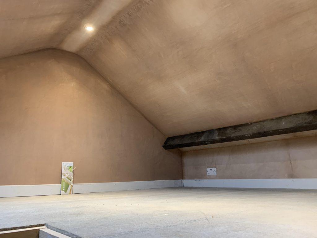 Mini loft conversion in Penistone near Sheffield