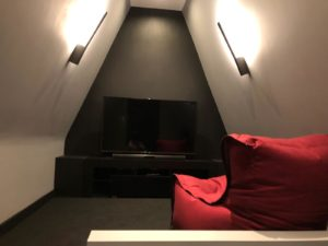 Cinema Room - Mancave in Leeds