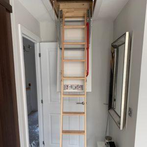 Fakro access ladder