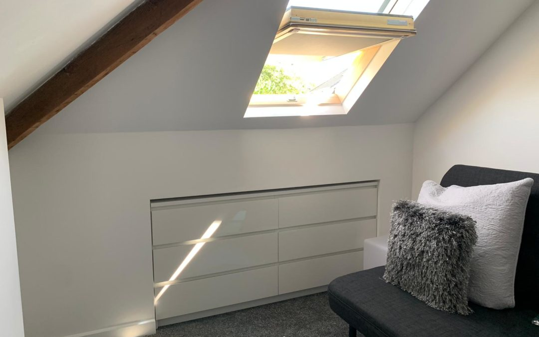 Mini-Loft Conversoin in Middleton, Leeds